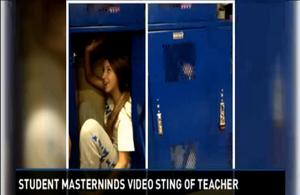 Remaja Ini Jebak Gurunya Dengan Smartphone