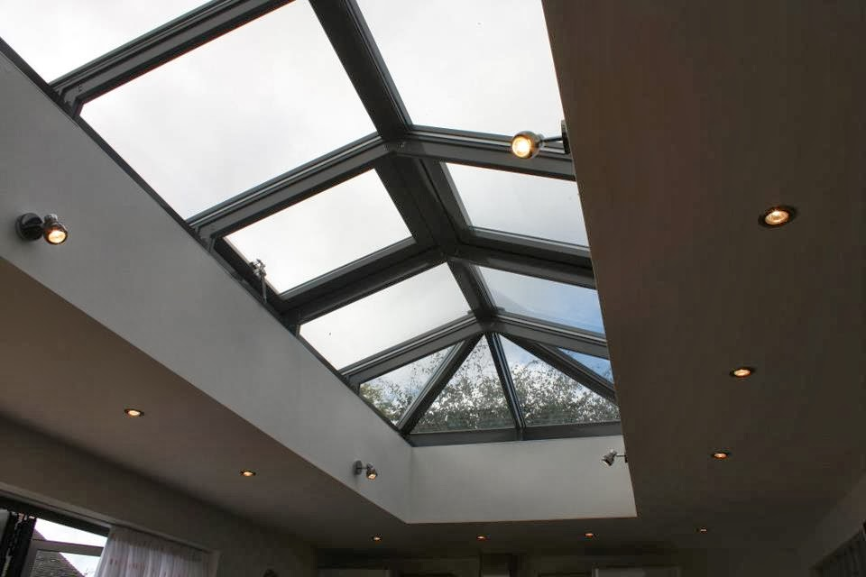 Star Gazing Roof Lantern 39 S For Your Home Unveiled