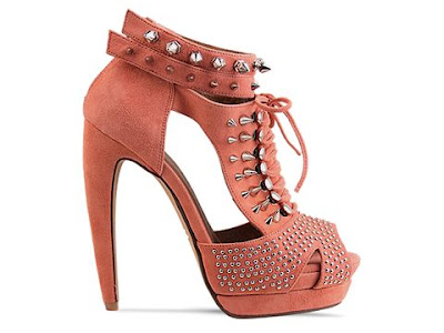 Jeffrey Campbell Tawny in orange