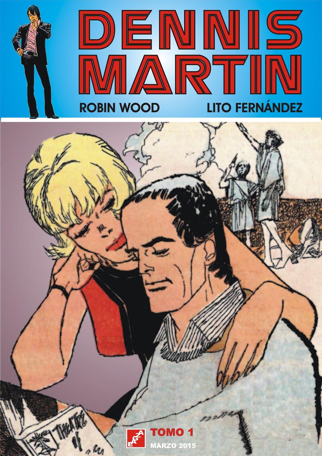 Dennis Martin tomo 1
