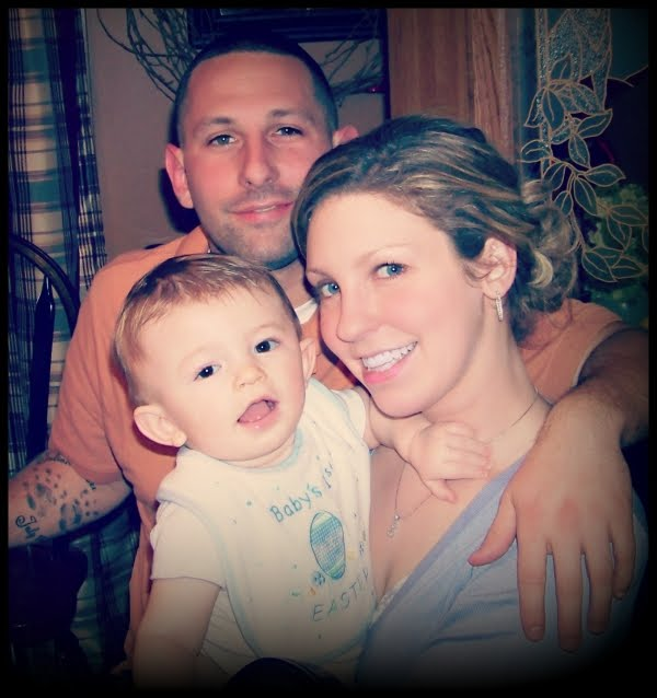 My Niece Cristen, Husband Steven & Son Julian