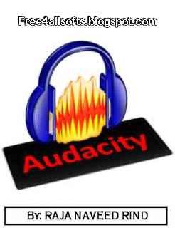 Audacity 2 0 3 Full Free Download Free4allsofts Blogspot