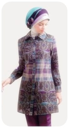 model baju batik modern wanita indonesia model baju batik kerja kantor