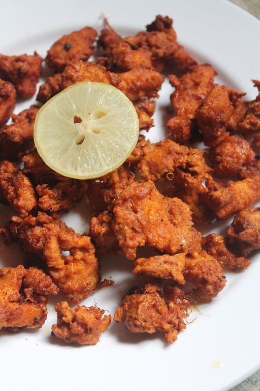 Chicken pakoda recipe chicken pakora recipe yummy tummy forumfinder Images