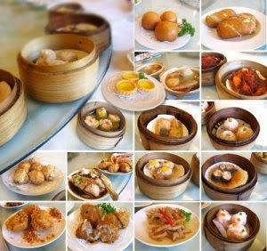 Macam jenis makanan tradisional dan internasional