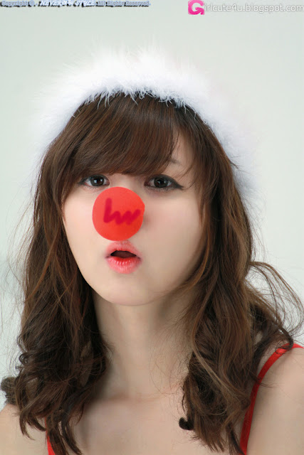 8 Santa Jung Se On-very cute asian girl-girlcute4u.blogspot.com