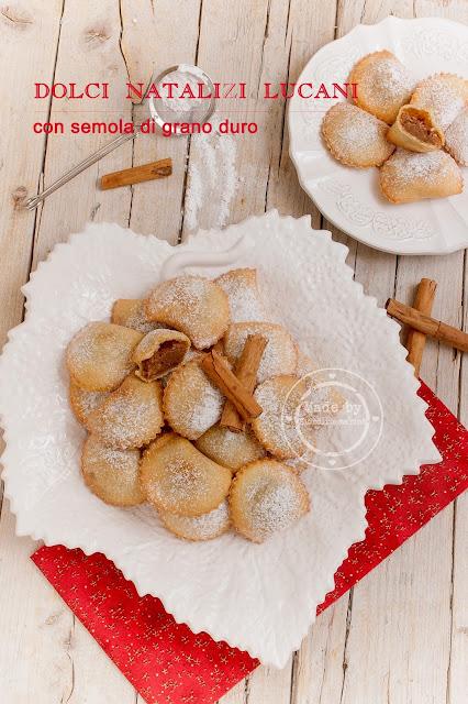 dolci natalizi lucani...ovvero cuscniedd e canstredd