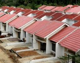 Lokasi alamat pembangunan sejuta rumah murah kesibukan pemerintahan presiden Jokowi Syarat Harga Rumah Murah Program Jokowi