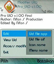 Uid file app