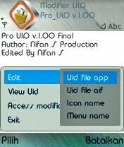 Uid file app