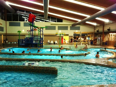 Around puget sound and beyond waterslides at the lynnwood - Washington park swimming pool hours ...