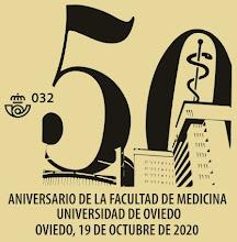 Matasellos de la Facultad de Medicina de Oviedo
