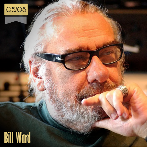 5 de mayo | Bill Ward - @billwarddrums | Info + vídeos