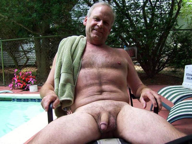 nude dads   gay hairy man. silverdadies - hairy people