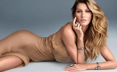 Lima Super Model Paling Seksi di Dunia