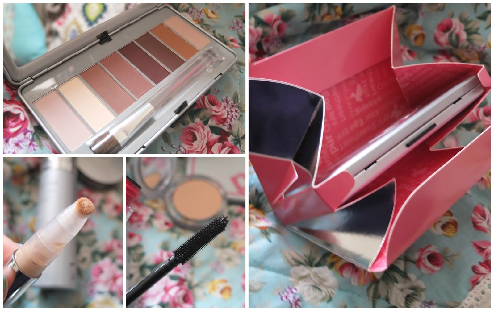 Every day make up featuring pur minerals make up on hello terri lowe blog.