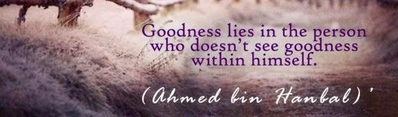 Syair Membuatkan Imam Ahmad Bin Hanbal Menangis