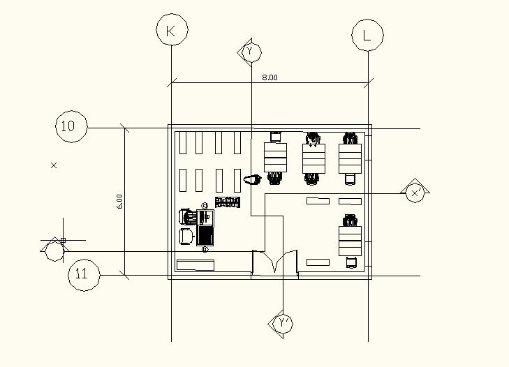 Proceso arquitectonico de un museo etnografico 4 for Planta arquitectonica biblioteca