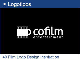40 Film Logo Design Inspiration