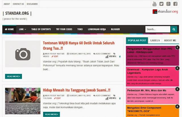 Panduan Mengatasi Thumbnail Video dan Gambar Tidak Muncul pada Halaman Homepage