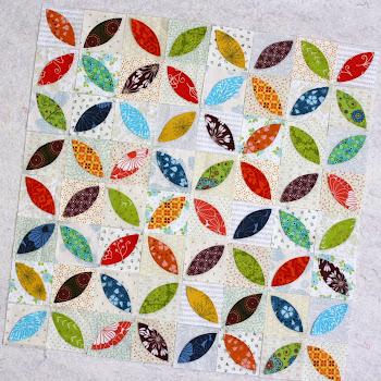Gigi's Thimble: Orange Peel Mini Quilt and a Quilt Along! : orange peel quilt - Adamdwight.com