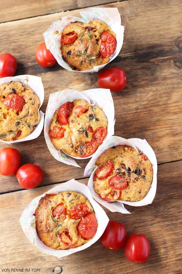 tomaten muffins penne im topf bloglovin. Black Bedroom Furniture Sets. Home Design Ideas