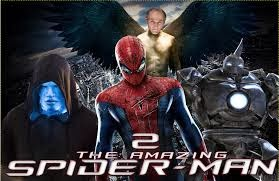 the amazing spiderman 2 trailers
