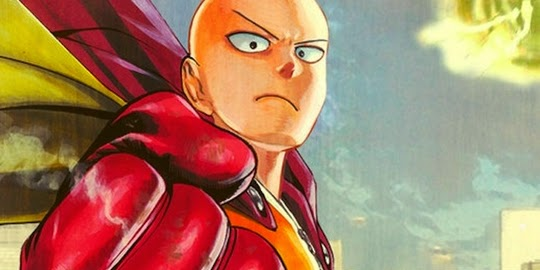 One Punch Man, Manga, Actu Manga, Kurokawa,