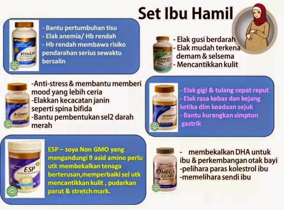 ~Enjoy Healthy Life ~: Makanan Berkhasiat Semasa Hamil ...