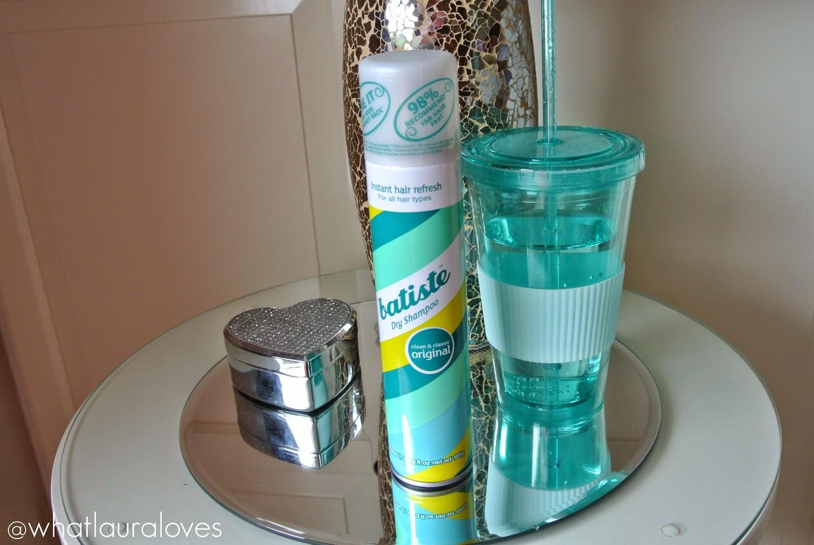 Batiste Original Dry Shampoo Review