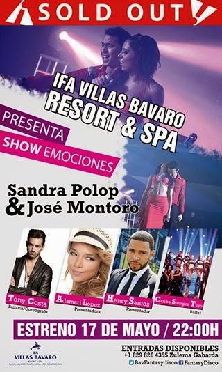 Sandra Polop & José Montoro, 31 de mayo, IFA Villas Bavaro Resort & Spa
