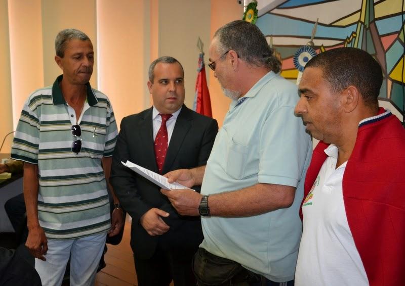 Motoristas da Prefeitura recorrem à Câmara Municipal de Teresópolis para conquistar equiparação salarial