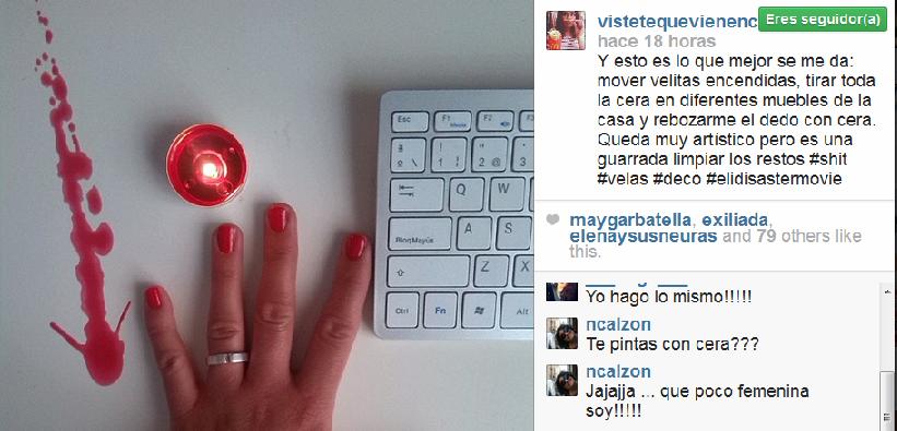 instagram mujer paseo cerca de Leganés