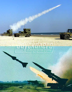 Surface-to-Air Missiles
