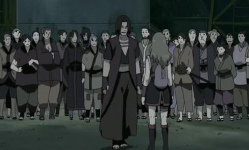 * Clan Tsuchigumo TsuchigumoClan01