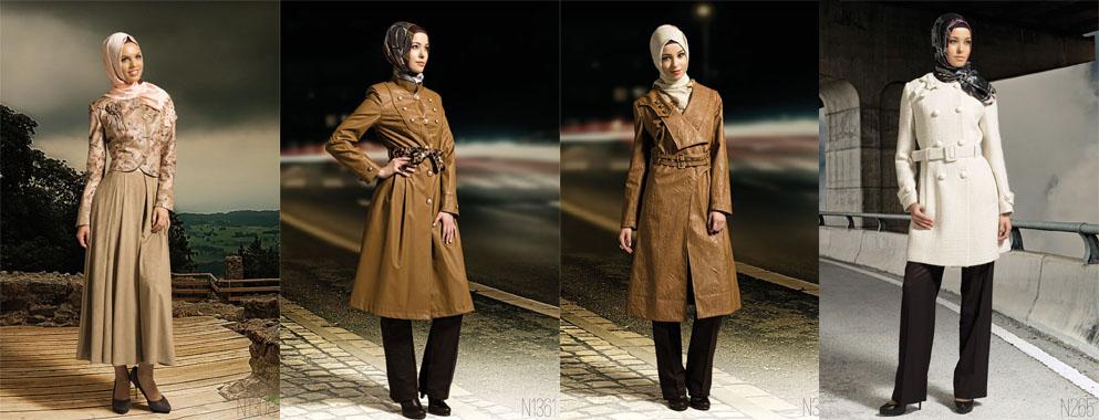 Gambar Model Baju Kerja Wanita Muslimah 2