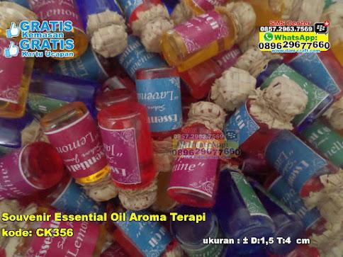 Souvenir Essential Oil Aroma Terapi unik