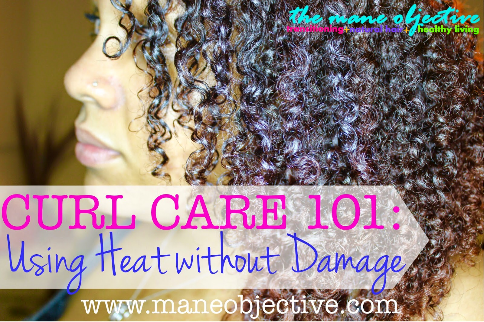 Curl Care 101: Flat Ironing Natural Hair without Heat Damage
