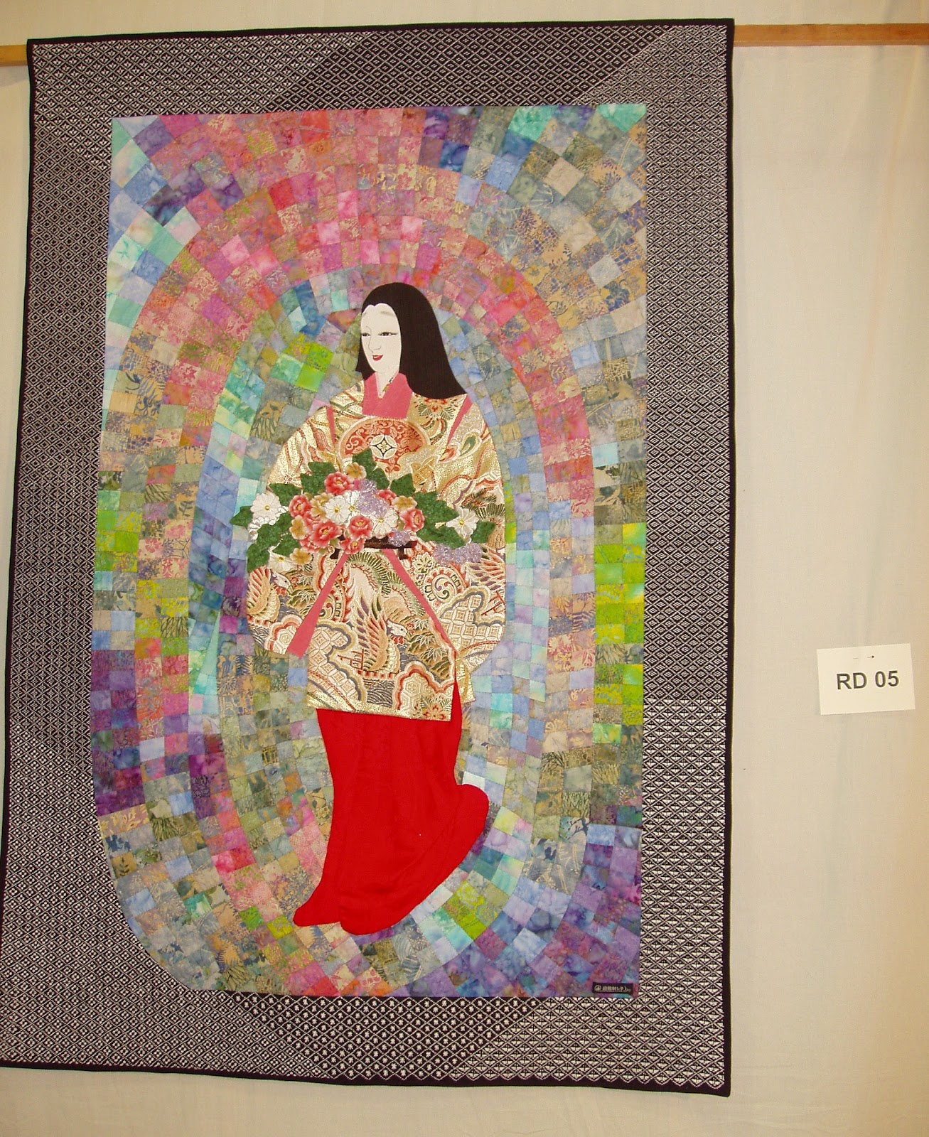 sashiko and other stitching: The Japanese quilts at Sandown Park : japanese quilts for sale - Adamdwight.com