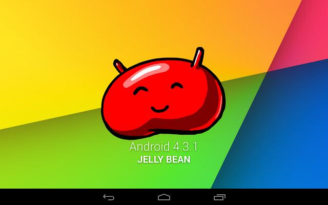 Nexus 7 2013 LTE Android 4.3.1