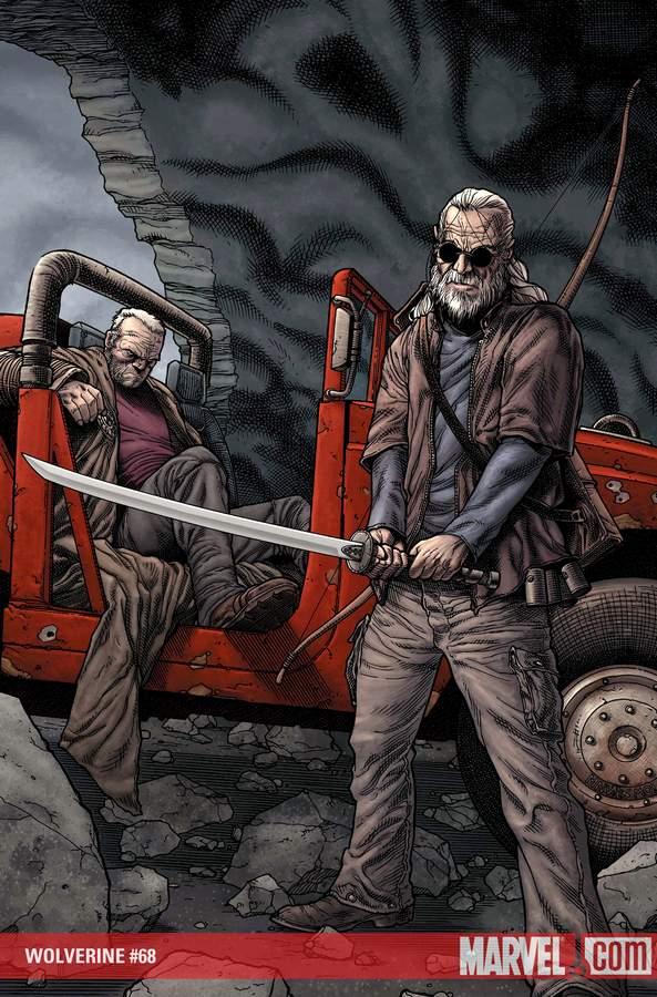 Wolverine: Logan Old Man (Mark Millar, Steve McNiven) Wolverine681