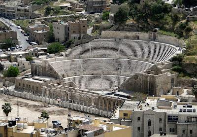 (Jordan) – Amman – A modern city built on the sands of time