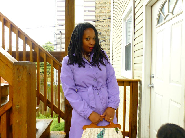spring raincoat trench coat