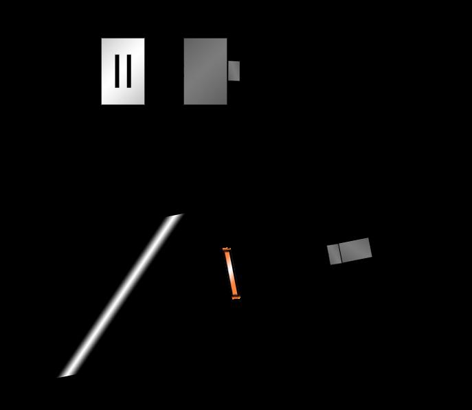 コンセント(に差し込んだACアダプタ)と端末の間を USB 端子 (USB端子の先のケーブルと端末は、端末の差込口に合う形状の変換アダプタを介してつながる) を介して結んでいる場合、 USB 延長ケーブルを使用して、USB ケーブルの長さを延長できる