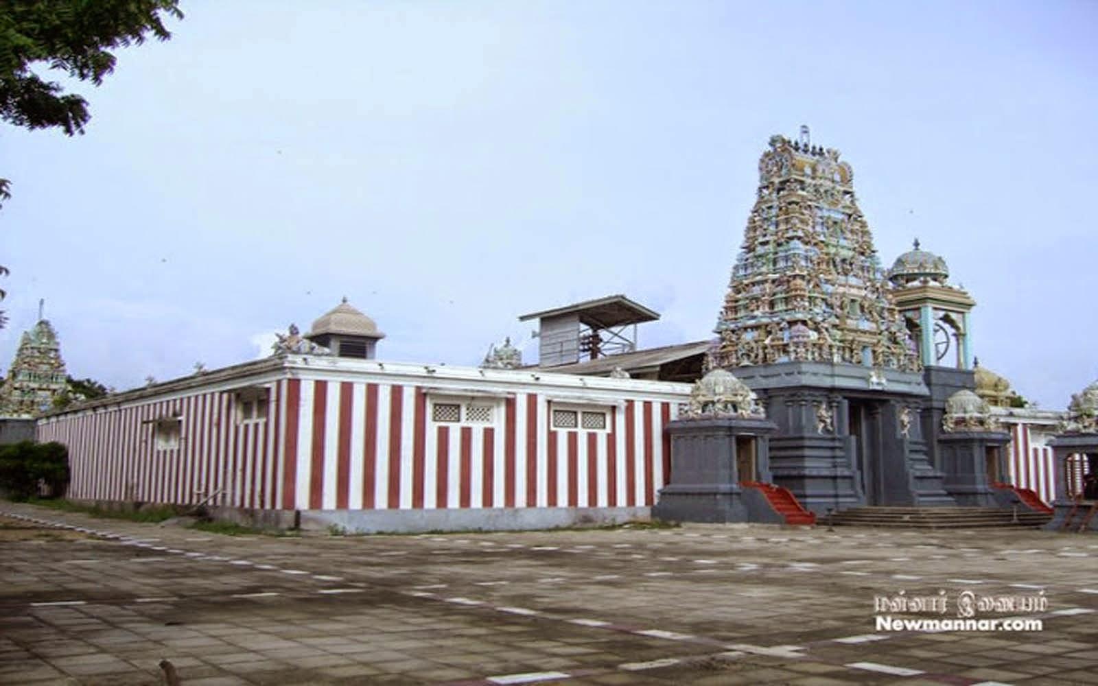 Thiruketheechcharam Temple Mannar