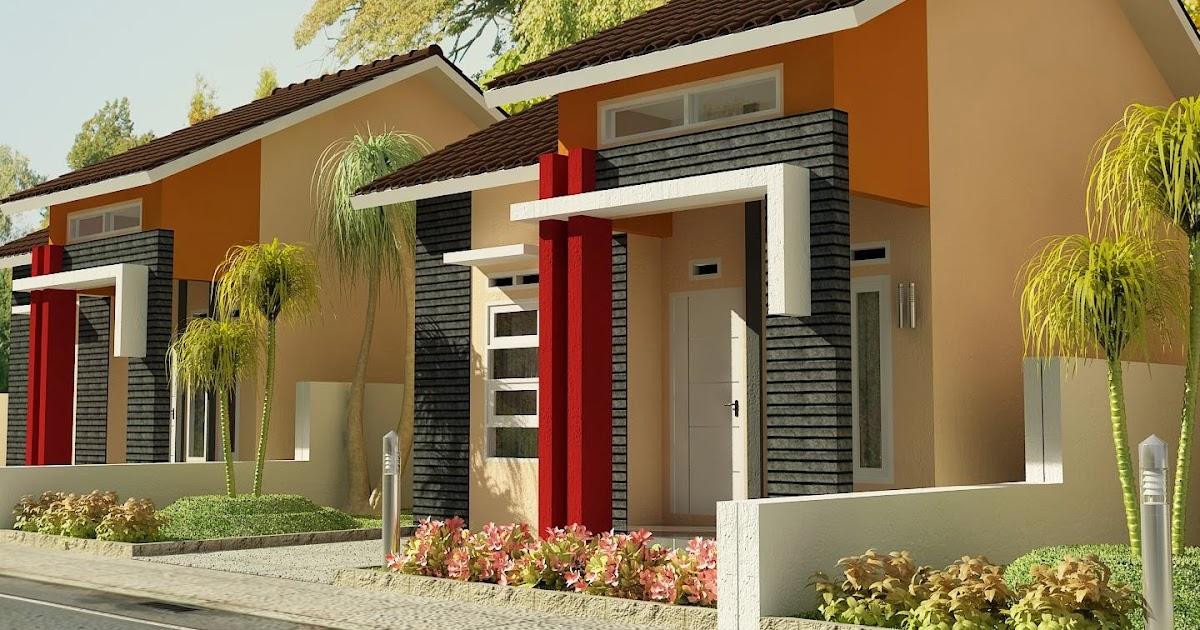 steve blog contoh rancangan rumah minimalis sederhana