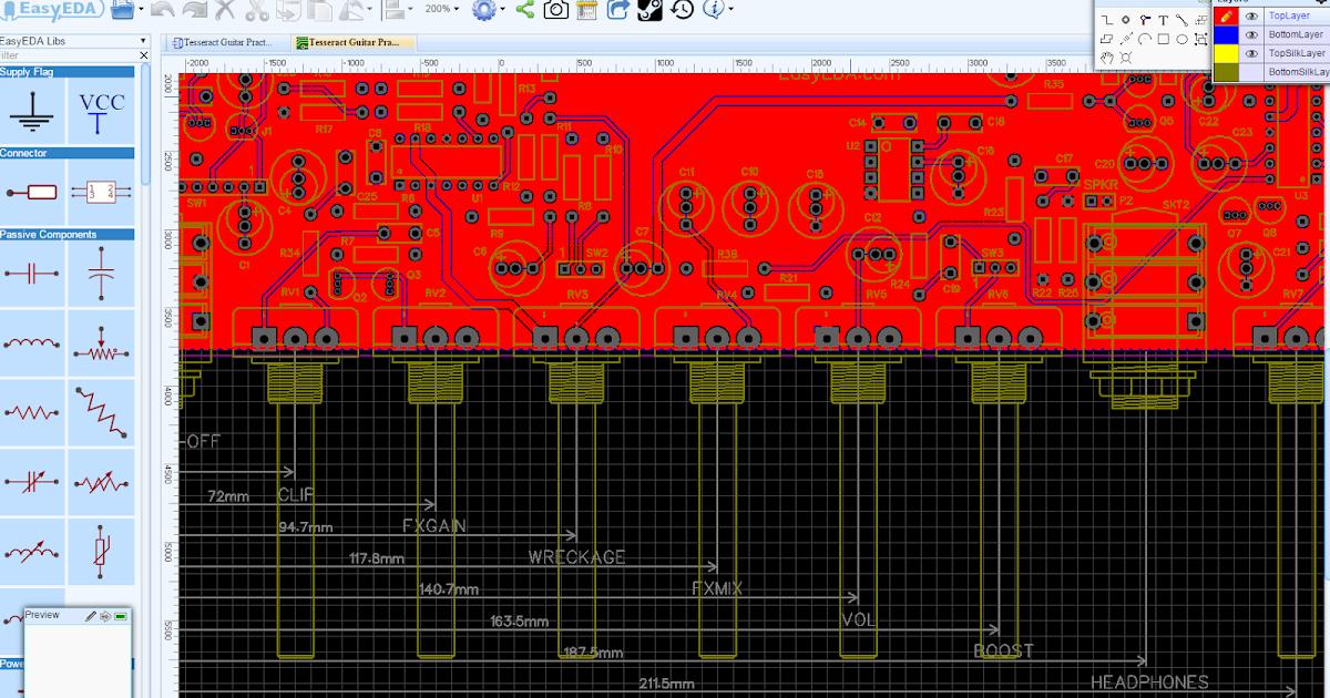 Elektronische Schaltungsentwurf : Beste von der kostenlosen PCB ...