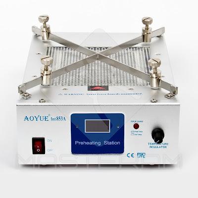 Панель управления преднагревателя плат AOYUE Int 853A