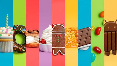 Linha do tempo: relembre a evolução do sistema Android