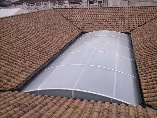 Cierres de aluninio para patios montadores de techos - Tejados de cristal ...